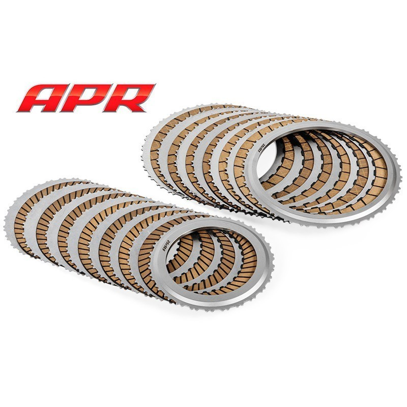 APR Clutch Packs - DQ250 DSG / S Tronic