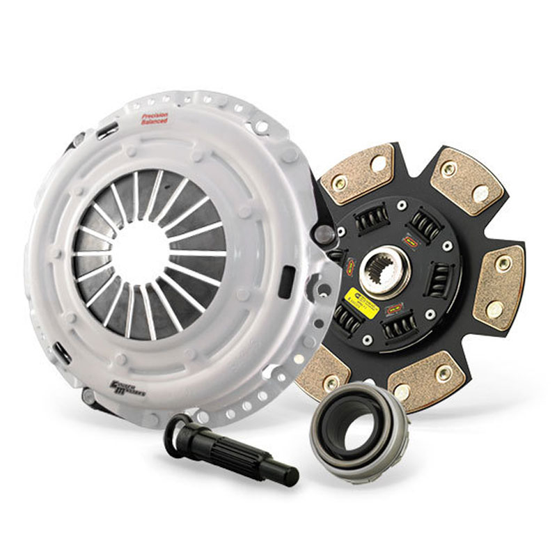 Clutchmasters FX400 Single Disc - Clutch/Flywheel Kit - 01E Transmission