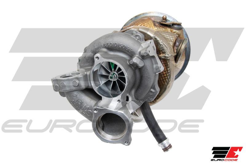 EuroCode/SRM GTX3582R Garrett Hybrid Turbo Audi S4/S5/Q8 2 9L