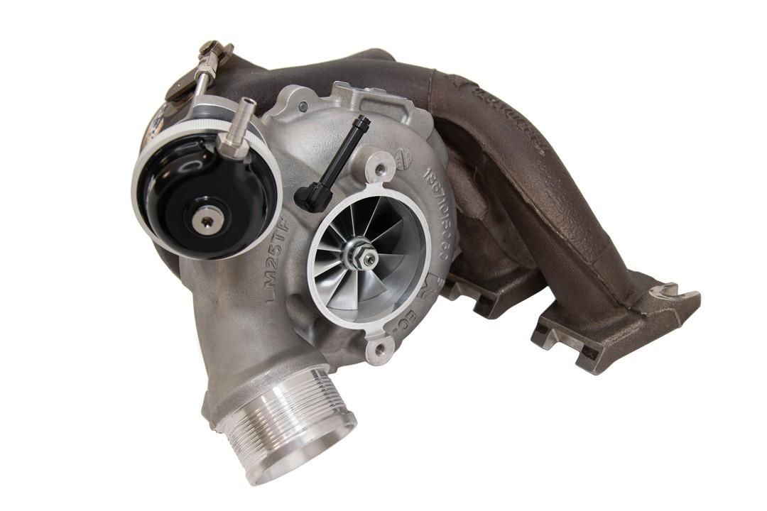 EuroCode/SRM GTX3582R Garrett Hybrid Turbo Audi RS3/TTRS 2 5L