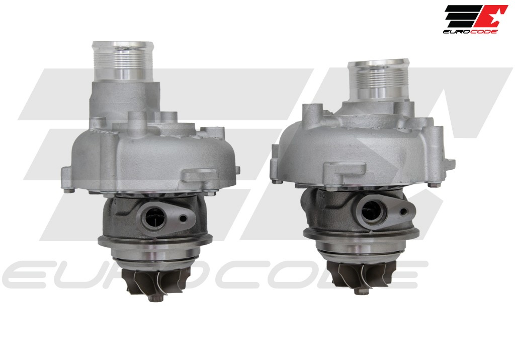 SRM S6/S7 Turbos to RS7 Turbos