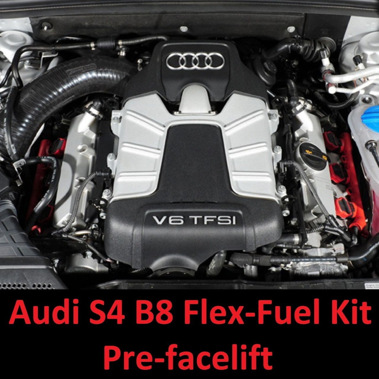 Fuel-It VW/AUDI FLEX FUEL KITS - B8/B8.5 S4