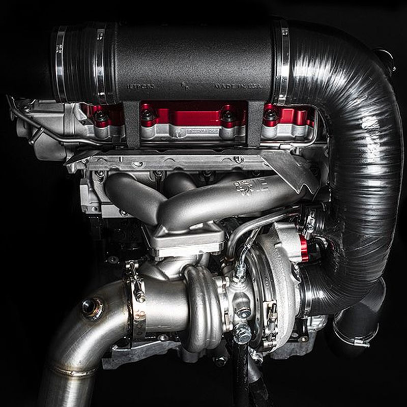 Integrated Engineering IE 450T Big Turbo Kit for MK6 Golf R (Left Hand  Drive)
