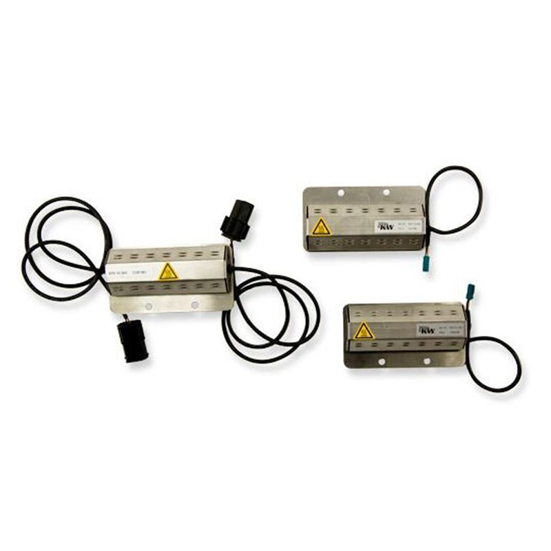 KW Electronic Damping Cancellation Kit for Porsche Cayenne Type 9PA
