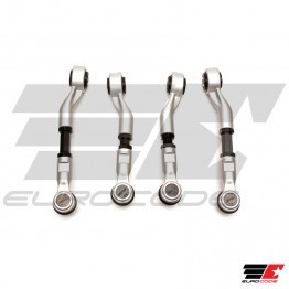 SPC Adjustable Control Arms B8 Street