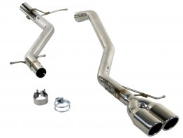AFE Power MACH Force-Xp 2-1/2 in 304 Stainless Steel Cat-Back Exhaust System