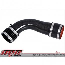 APR Carbon Fiber Intake - B8 S4/S5 3.0T Back Pipe