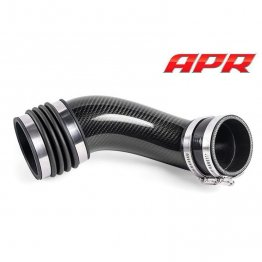APR Carbon Fiber Intake Turbo Inlet Pipe - 1.8T/2.0T EA888 Gen 3 MQB