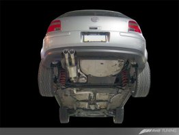 AWE Cat Back Performance Exhaust for Mk4 Golf and GTI - Dual Outlet