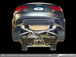 AWE Tuning Audi RS5 Cabriolet Track Extreme Exhaust System