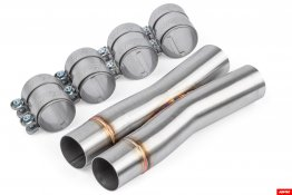 APR Exhaust - X-Pipe - 4.0 TFSI C7/C7.5 S6, S7, RS6, and RS7