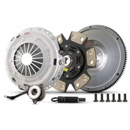 Clutchmasters FX400 Single Disc - Clutch/Flywheel Kit - Six Speed Transmission