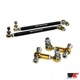 Eurocode ÜSS Front/Rear Adjustable End Links, MQB Chassis