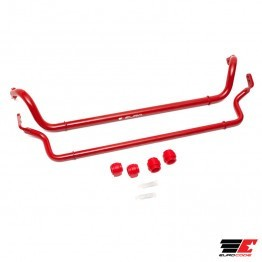 Eurocode ÜSS Adjustable Stabilizer Bar Set 8R Chassis | F - 32mm / R - 25.5mm