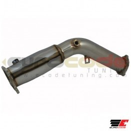 EuroCode Tuning HPipe Stainless Steel High Flow Cat B8/B8.5 A4/A5 2.0TFSI
