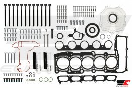 EuroCode RS3/TTRS gasket/hardware install kit for drop in Piston/Rod using stock bearings