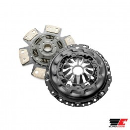EuroCode Stage 4 Clutch kit (575 Ft/LB) B8 2.0T