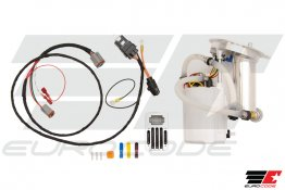 Audi 8V RS Brushless in tank DUAL fuel pump with TI pump and controller NO line kit