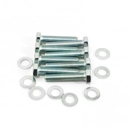 Eurocode C7 Alu Kruez Stretch Bolt Hardware Kit