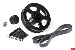 APR Supercharger Dual Pulley Upgrade Kit - Bolt On