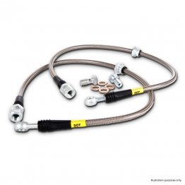 Stoptech Stainless Steel Brake Lines - Rear - B8/B8.5/8R