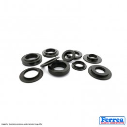 Ferrea Racing Components - Audi 2.7T -  Intake Valve Spring Seat Locators - Set of 18