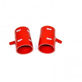 Pair of Silicone Inlet Hoses For the Audi R8 V8 Petrol
