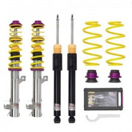 KW Coilover Kit V1 18+ Audi Q5, SQ5 (FY) AWD With EDC