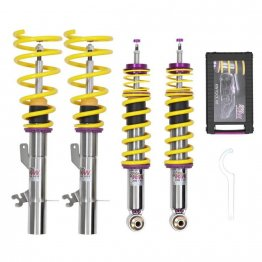 KW Coilover Kit V3 for Audi RS3 with Electronic Dampers