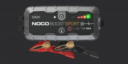 NOCO - GB20 Boost Sport 500A UltraSafe Lithium Jump Starter