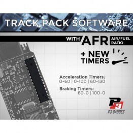 P3 Cars Upgrade Chip - TRACK PACK software