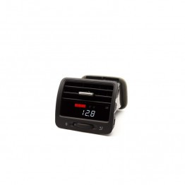 P3 Cars VW MK5 - Vent Boost Gauge (Analog Boost/Battery)