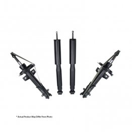 ST Shock Kit - Audi A4 Sedan FWD