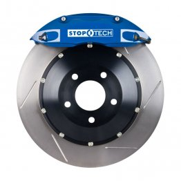 Stoptech Big Brake Kit - 4 Piston Caliper - 328mm x 28mm Two Piece Rotor