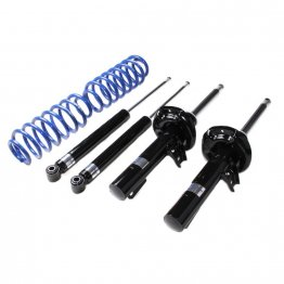 Racingline Sport Shock Absorber Kit And Spring Kit - Scirocco