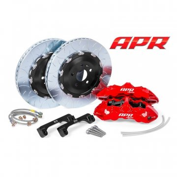 APR BBK by Brembo Brakes - 350x34, 6piston, Type 3, w/ TR20 Pads