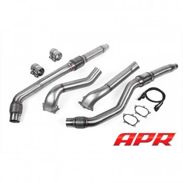 APR Exhaust Cast Downpipes - 4.0 TFSI S6/S7/S8/RS6/RS7 (C7/C7.5/D4/D4.5)