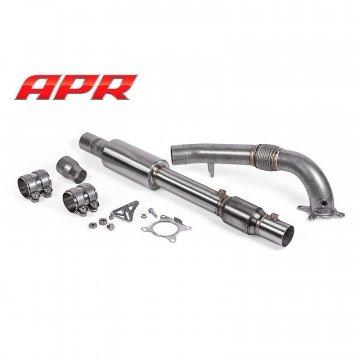 APR Exhaust Cast Downpipe - 1.8T/2.0T EA113/EA888 Gen 1/2 FWD (CC/Tig/Passat) & FWD/AWD TT/TT-S