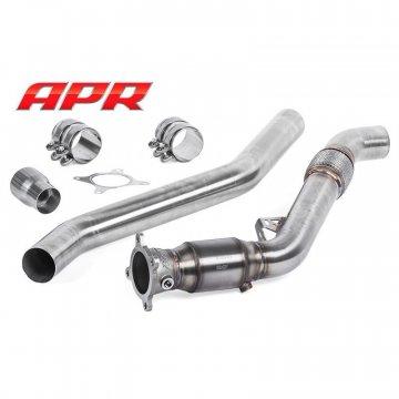 APR Exhaust Cast Downpipe - B8/B8.5 A4/A5/Q5 1.8T Gen 1 & 2.0T Gen 2