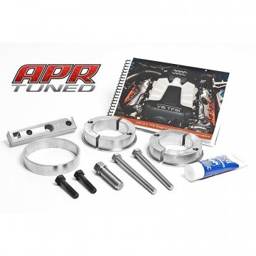 APR Supercharger Pulley - 3.0 TFSI Install Kit