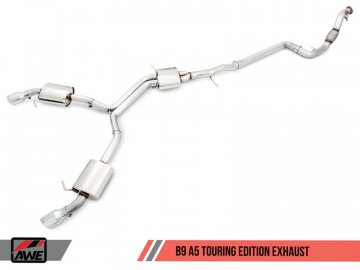 AWE Track to Touring Conversion Kit for B9 A4 A5