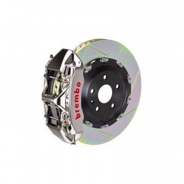 Brembo GT-R Front Big Brake Kit - 2 Piece Slotted Rotors (380x34)
