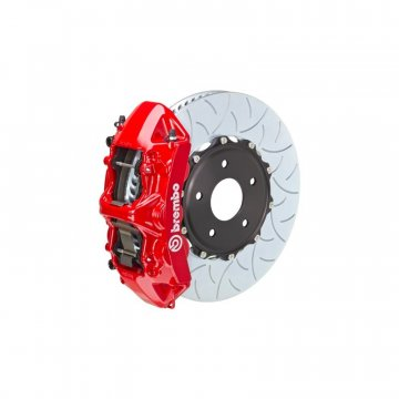 Brembo GT Front Big Brake Kit - 2 Piece Type 3 Rotors (380x34)