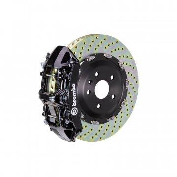 Brembo GT Front Big Brake Kit - 2 Piece Drilled Rotors (380x34)