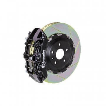 Brembo GT Front Big Brake Kit - 2 Piece Slotted Rotors (380x34)