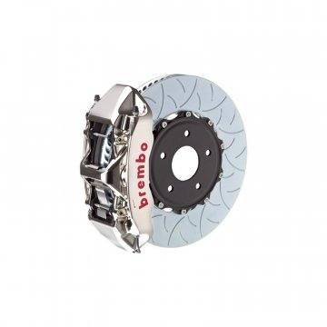 Brembo GT-R Front Big Brake Kit - 2 Piece Type 3 Rotors (380x34)