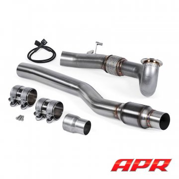 APR Cast Downpipe - AWD 1.8T/2.0T