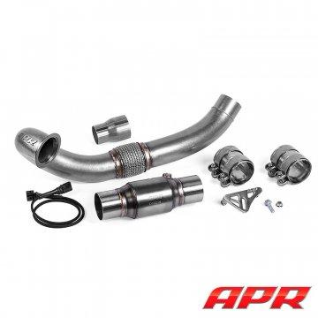 APR Cast Downpipe - FWD 1.8T/2.0T Gen 3