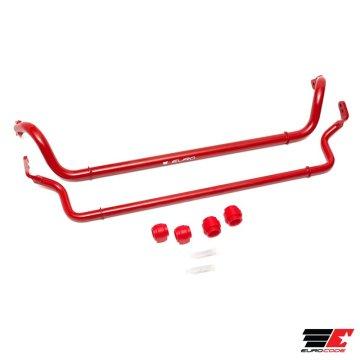 EuroCode ÜSS Adjustable Sway Bar Set C7 Chassis | F - 32mm / R - 25.5mm