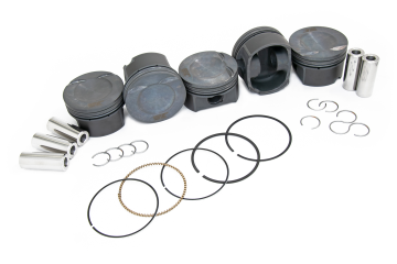 EuroCode/MAHLE TTRS/RS3 TWAS specific drop in SPORT pistons 2.5TFSI engine